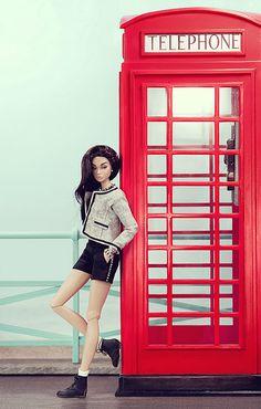 London Calling by Elle & Emma, on Flickr