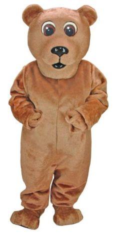 Friendly Brown Bear Mascot Costume MaskUS Costumes http://www.amazon.com/dp/B00IPNY53M/ref=cm_sw_r_pi_dp_bSl8vb12H408P