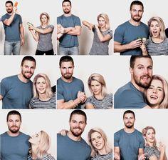 Stephen & Emily <3 #Olicity #COH2