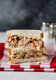 Try Craig Claiborne's twist on the classic lunchbox staple. #whatifwednesday