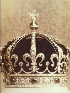Couronnette of the two Queens of Bulgaria :