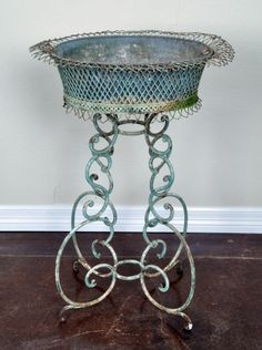 Lovely French Planter