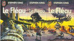 LE FLEAU, Stephen King, couverture