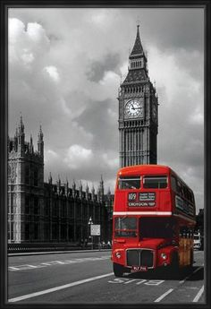 London, England. I love this photo!! You may laugh, but the no'1 reason why i want to go to London is drink cups of tea and have some scones. +) No JOKE! Plus I would love to see the sights... but i can totally just see myself in a cute little shop, infront of a fire sipping on my cuppa tea! how sweet. This is a dream destination for me, and i know that this is an ultimate no'1 destination for my parents!