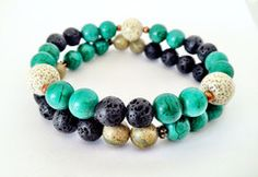 Ekagrata essential oil bracelet by LavHa