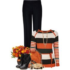 A fashion look from September 2013 featuring Raxevsky blouses, STELLA McCARTNEY pants y Forever 21 bracelets. Browse and shop related looks.