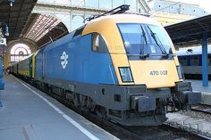 Train | eplusm | Flickr Rail Train, Commercial Vehicle, Locomotive, Hungary, Taurus, Taiwan, Railroad Tracks, Diesel, Spice