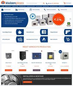 Berg al je waardevolle spullen veilig op in een kluis van kluizenplaza.nl!