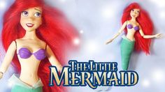 Little Mermaid; Ariel Inspired Doll (Poseable) - Polymer Clay Tutorial - Published on May 9, 2016 Hey guys! Today's video is another character doll - this time inspired by Disney's Ariel from the little mermaid (Original tale by Hans Christian Andersen). This is a pretty simple version of the doll, but if you want, you can definitely add more details (especially in the face, when painting her) - I tried to stay true to the simple style of the cartoon :) It's not meant to be perfect, but I…