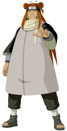 Fuguki Suikazan - Naruto- One of the Seven Ninja Swordsmen Of the Mist