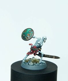 Considering going with Undead for Shadespire...