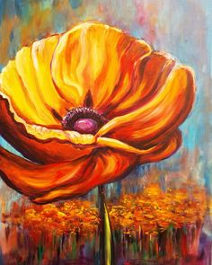 """If you want the peace that passes understanding, you have to give up your right to understand."" ~ Bill Johnson, Bethel Redding Painting by Theresa Dedmon www.ImpartArts.com"