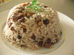 Persian Pilaf is one of the dish from Ottoman Cuisine. History goes to period of Abdulhamid II. The recipe had been found in the records of a dinner invitation. We liked it as family. I am s…