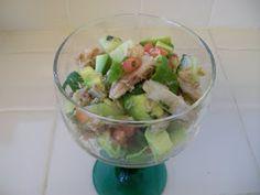 Mexican Crab Salad