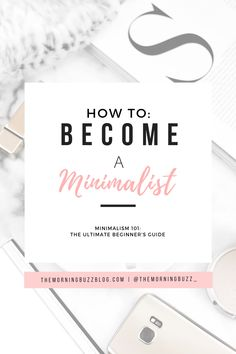 Learn how to become a minimalist with these 5 super simple tips. Shift your mindset and live a more fulfilled life. Becoming Minimalist, Life Choices, Make A Person, Contentment, Best Self, Super Simple, Positive Affirmations, Self Improvement, Self Help