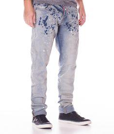 Dsquared Blugi DSQ Sprayed Denim   Blugi   Blugi si Pantaloni   Brande Sweatpants, Slim, Couture, Fitness, Model, Fashion, Moda, Fashion Styles
