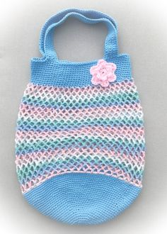 Most current Totally Free knitting bag circle Thoughts Anleitung Netztaschen Bellcosa Anleitung Ne Knitted Bags, Knitted Blankets, Baby Knitting Patterns, Crochet Patterns, Free Knitting, Bag Pattern Free, Net Bag, Knitting For Beginners, Beginner Crochet