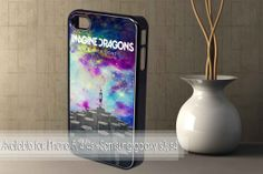 Imagine Dragons Band Night Visions Nebula Sky Design by PorTuAmorz, $15.50