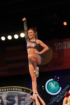 Cheers and More Small Senior 5 - The Cheerleading Worlds 2014