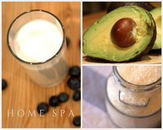 Finally Ifound a spare minute for a little home madeavocado and coconutmilk hair treatment.This amazinglyfresh mix will revitalise tired, dry andweather beaten hair. I even made my own coconu…