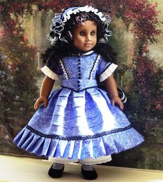 QUEEN ALICE Victorian 1853 Storybook Boutique Fits by CherryWalks