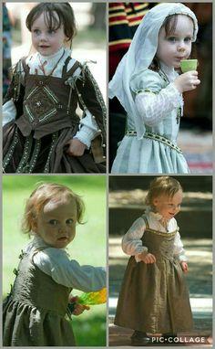 Ren faire kids...so cute!