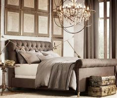 neutral taupe room