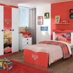 Lightning Mcqueen, Cabana, New Room, Kids Room, Toddler Bed, Furniture, Home Decor, Disney, Bedroom Ideas