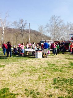 2014 Eggstravaganza at Riverside Park Milford Ohio