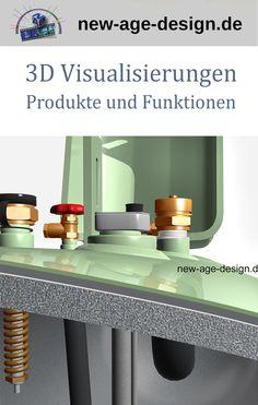 Hochwertige 3D-Visualisierungen sind unsere Spezialität. Hier finden Sie Visualisierungen aus den verschiedensten Bereichen. http://new-age-design.de/illustration_produkte.html
