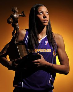 One of the most successful and well paid woman basketball players..