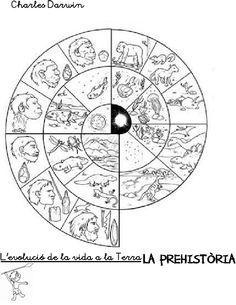 prehistòria per a infants Science For Kids, Science And Nature, Frise Chrono, Prehistoric Age, Montessori Elementary, Teaching History, Home Schooling, Social Science, Primary School