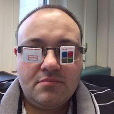 Volli Identifikation mit em Arbetgeber ;-) Daniel Rei (reidan) auf Twitter