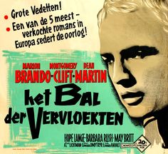 1958: Best Foreign Actor - Marlon Brando nominated for his performance as Christian Diestl in The Young Lions