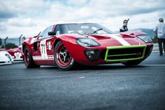 Photograph Ford GT 40 by Cesar Sebouhian on 500px
