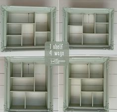 How To Make A Picture Frame Shadow Box - DIY Gift World