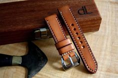 David Lane - i have the black version and leather is amazing...