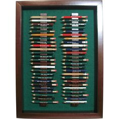 Great Golf Memories Golf Pencil Holder Inspiration for @Criquet Shirts  #CriquetClubhouse