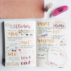 """913 Likes, 5 Comments - The Journal Life (@the.journal.life) on Instagram: """"This is gorgeous! @ingasbujo • • • #bujo #bulletjournals #bulletjournal #bullet #journal…"""""""