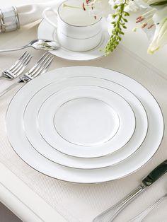 Normandy 5-Piece Place Setting - Dinnerware  Tabletop - RalphLauren.com