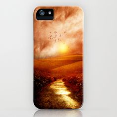 when the darkness, shine iPhone & iPod Case by Viviana González - $35.00