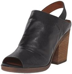 Amazon.com: Lucky Women's Oleandre Dress Heel, Black, 7 M US: Shoes