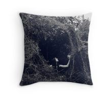 'Natures Heart' Throw Pillow by lightwitch Black And White Pillows, Cushions, Tapestry, Throw Pillows, Heart, Design, Home Decor, Hanging Tapestry, Toss Pillows