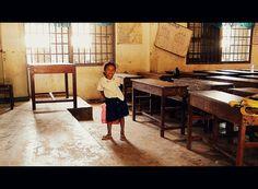 #girl at #school #Cambodia #education #dziewczynkazksiazka