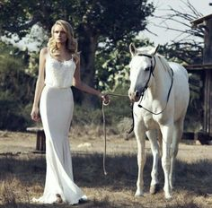 romantic wedding dress its simple but yet still breath taking