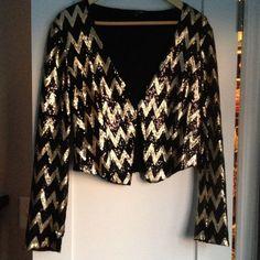 Blazer Gorgeous sequin blazer. Wore it once Jackets & Coats Blazers