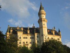 Neuschwanstein Castle, Bavaria Germany