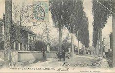 Route de Venarey Les Laumes