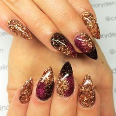 Crimson by Celinas_Ryden from Nail Art Gallery