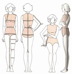 How to measure for show clothes (shirts, jackets, pants, and chaps!)